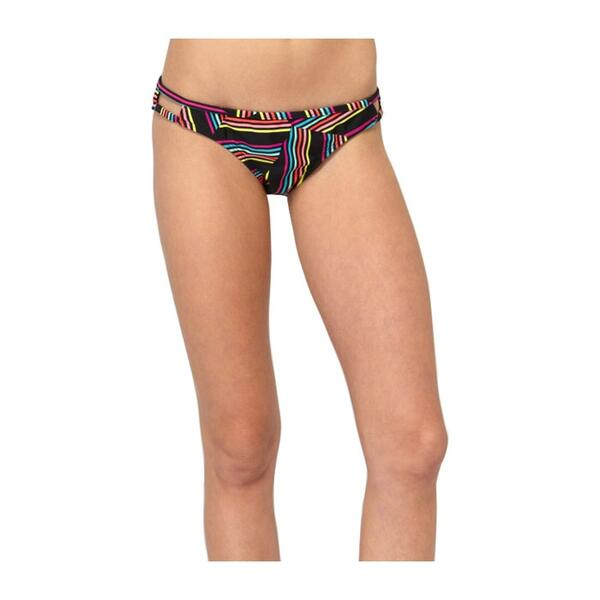 Roxy Jr. Girl's Sun Runner Binded Scooter Bikini Bottoms