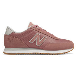 New Balance Women's 501 Suede Running Shoes