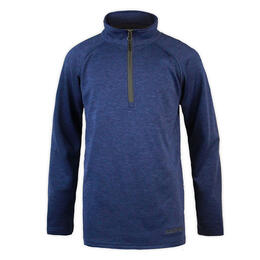 Boulder Gear Boy's Charge Micro 1/4 Zip Fle