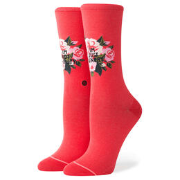 Stance Women's Not Thirsty Crew Socks