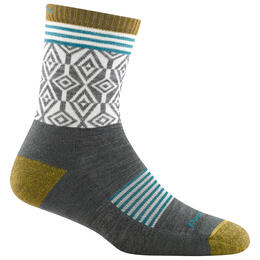 Darn Tough Vermont Women's Sobo Micro Crew Light Cushion Socks