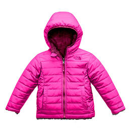 The North Face Toddler Girl's Reversible Mossbud Swirl Jacket