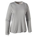 Patagonia Women's Capilene Midweight Baselayer Crew Top Grey