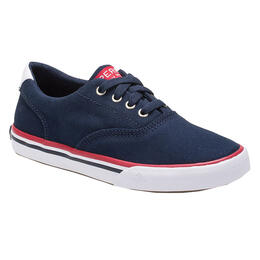 Sperry Boy's Striper II Casual Shoes Navy