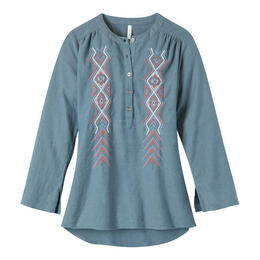 Mountain Khakis Women's Snowmelt Embroidery T Shirt