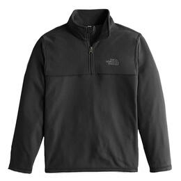 The North Face Boy's Glacier 1/4 Zip Fleece Jacket