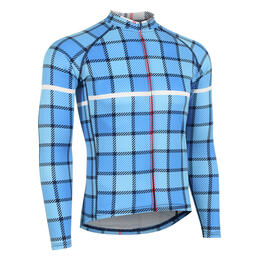 Canari Men's Century Long Sleeve Cycling Jersey