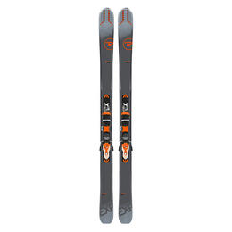 Rossignol Men's Experience 80 Ci All Mountain Skis W Xpress 11 Bindings '19