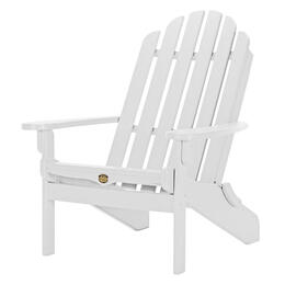 Pawleys Island Folding Adirondack Chair - White