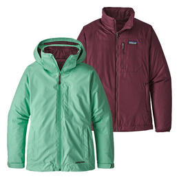 Patagonia Women's 3-in-1 Snowbelle Jacket