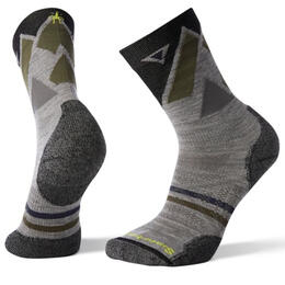 Smartwool Men's Outdoor Light Pattern Crew Socks