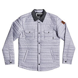 Quiksilver Men's Broken Nose Quilted Jacket