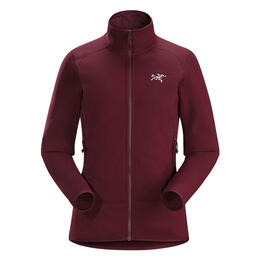 Arc`teryx Women's Kyanite Jacket Crimson