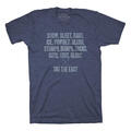 Ski The East Men's Dedicated T Shirt