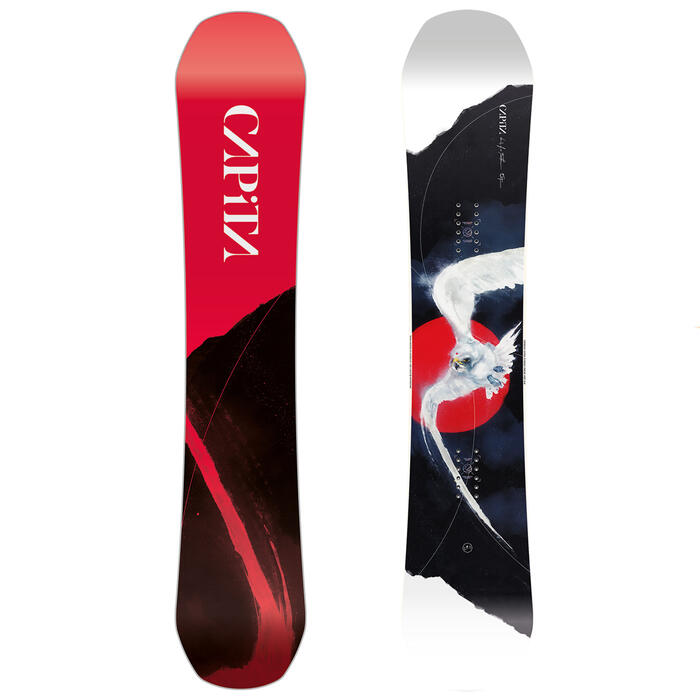 CAPiTA Women's Birds Of A Feather Snowboard