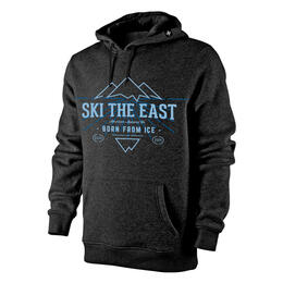 Ski The East Men's Born From Ice Pullover Hoodie