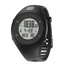 Soleus GPS One Digital Running Watch