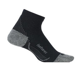 Feetures Men's Pf Relief Qrtr Cushion Running Socks