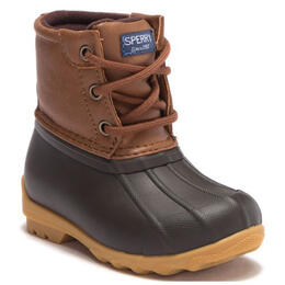 Sperry Little Boy's Port Duck Boots