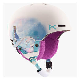 Anon Disney Frozen Rime Snow Helmet