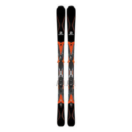 Salomon Men's X Drive 8.0 All Mountain Skis with XT12 Bindings '17