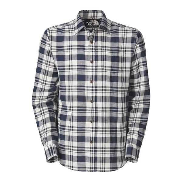 The North Face Men's Long Sleeve Arlen Shirt