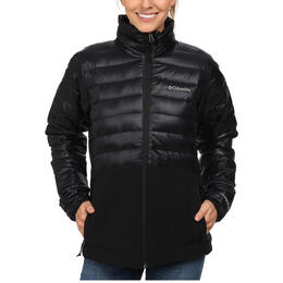 Columbia Women's Lava Butte 590 Turbodown™ Hybrid Jacket