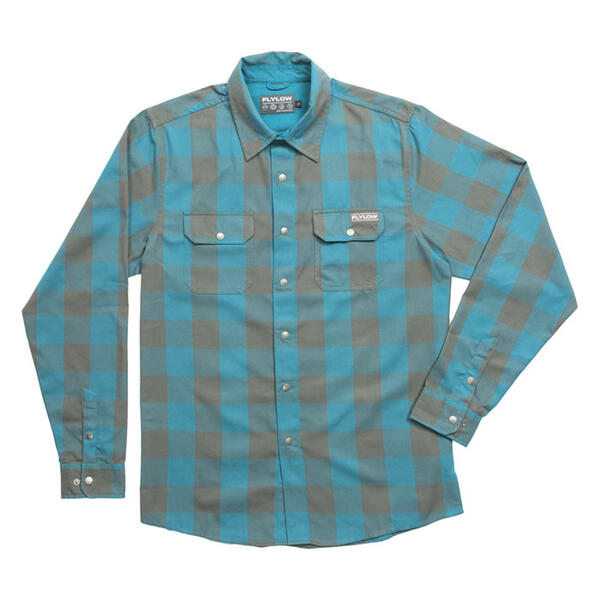 Flylow Men's Handlebar Tech Flannel Shirt