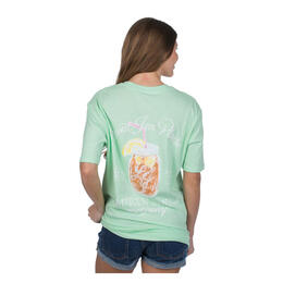 Lauren James Women's Sweet Tea Please T Shirt