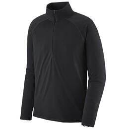 Patagonia Men's Capilene® Midweight Zip-Neck Baselayer Top