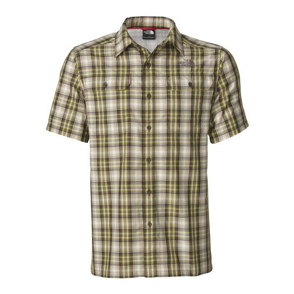 The North Face Men's Pine Knot Woven Short Sleeve Woven Shirt