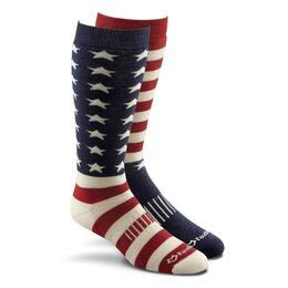 Fox River Old Glory Medium Weight Snowboard Socks