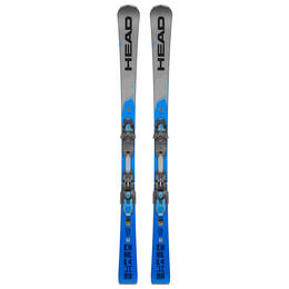 Head Men's Supershape I.Titan Snow Skis With WPRD 12 GW Bindings System '20