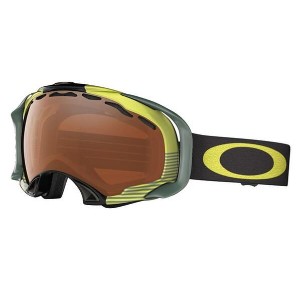 Oakley Splice Shaun White Goggles with Black Iridium Lens