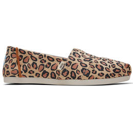 Toms Women's Leopard Print Classics Casual Shoes