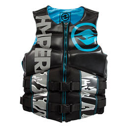 Hyperlite Men's Special Agent Team Blue USCGA Life Vest