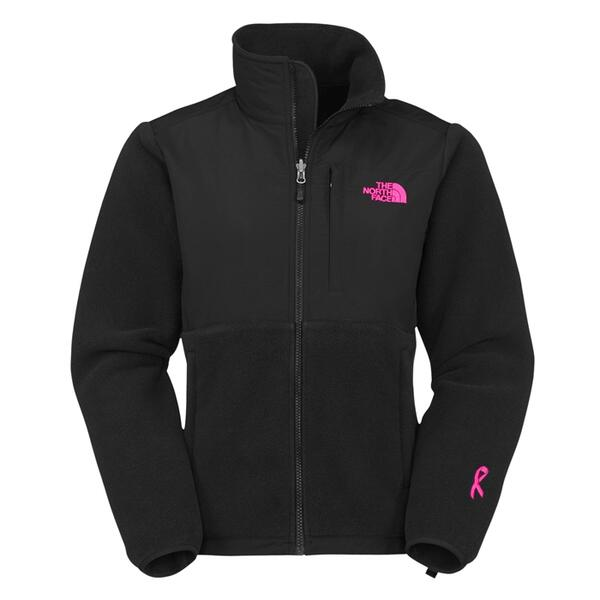 The North Face Women's B4BC Pink Ribbon Denali Jacket