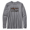 Patagonia Men's Spruced '73 Long Sleeve Tee