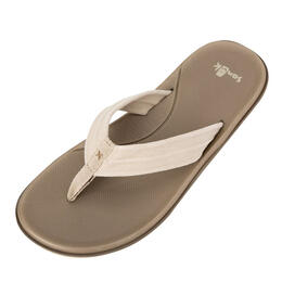 Sanuk Men's Planer Webbing Sandals
