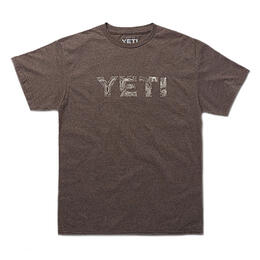 YETI Men's Topo Short Sleeve T Shirt