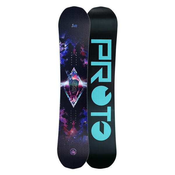 Never Summer Women's ProtoType Two Snowboard