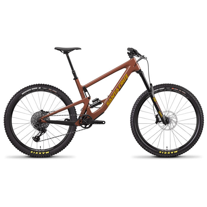 Santa Cruz Men's Bronson C S 27.5 Mountain