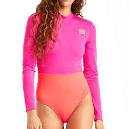Billabong Women's Bondi Babe Long Sleeve One Piece