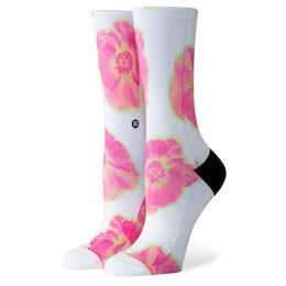 Stance Women's Thermo Floral Crew Socks