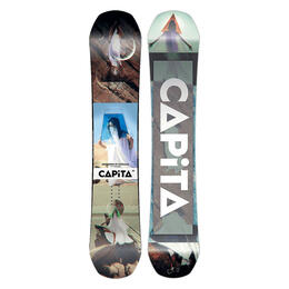 CAPiTA Men's Defenders of Awesome Snowboard '18