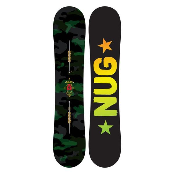 Burton Men's Nug Flying V Snowboard '15