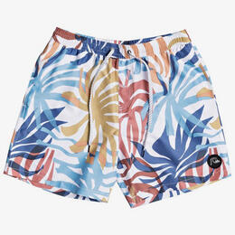 "Quiksilver Men's No Destination 17"" Volley Shorts"