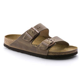 Birkenstock Women's Arizona Oiled Leather Casual Sandals
