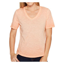 Columbia Women's Sandy River Treatment Short Sleeve T Shirt