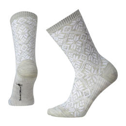 Smartwool Women's Traditional Snowflake Crew Socks